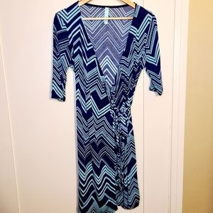 Gilli Wrap Dress medium